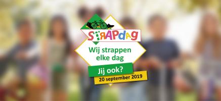Klaar voor de STRAPDAG op 20 september?