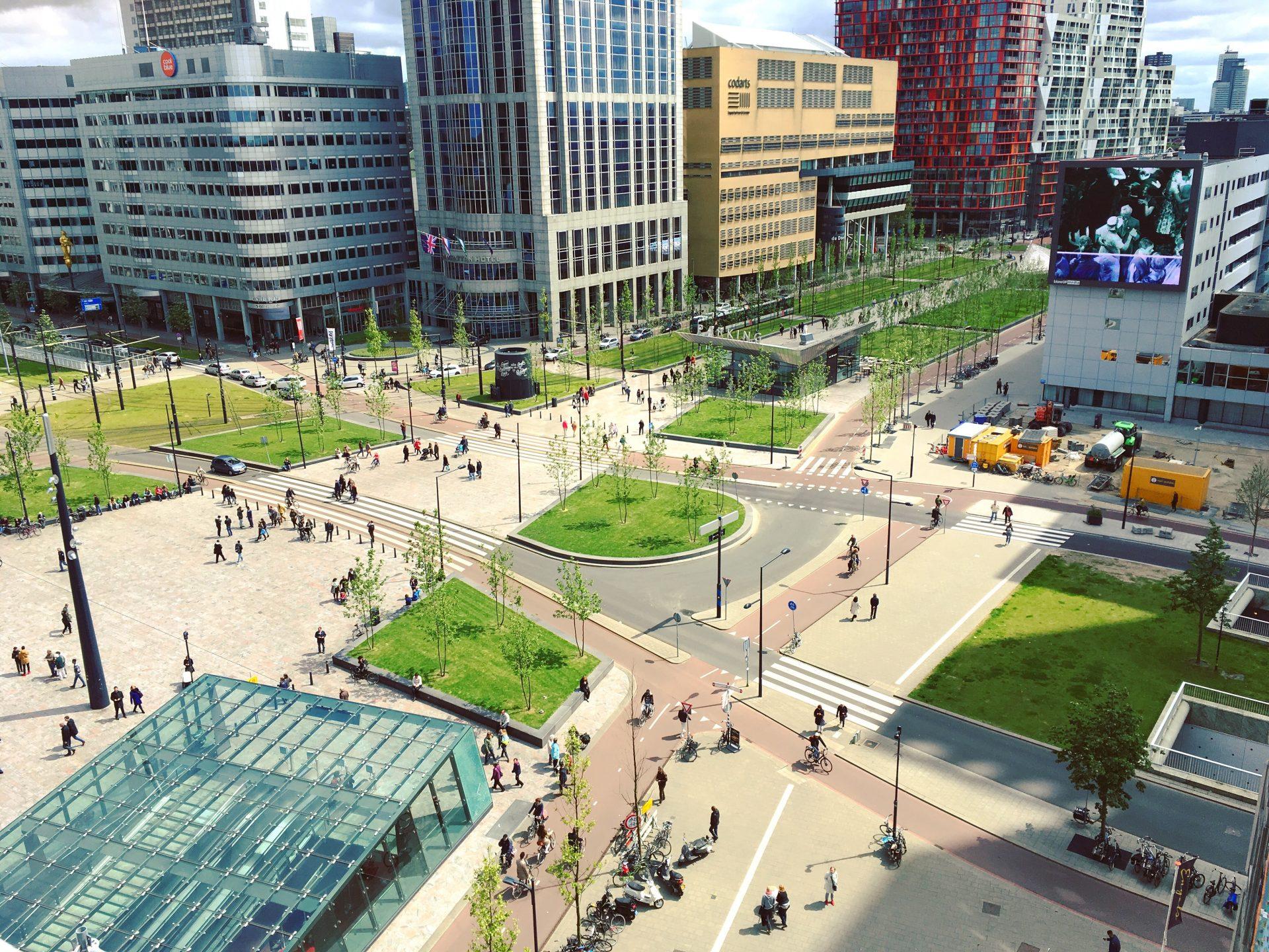 Walk21 Rotterdam