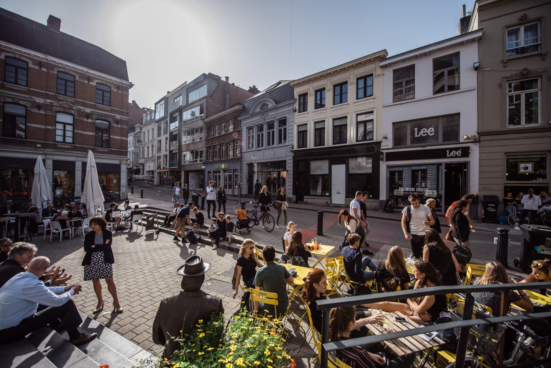 Stad Gent ondertekent Internationaal Charter voor Stappen