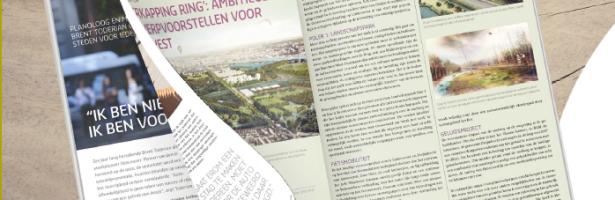 Tijdschrift Publieke Ruimte: lees hier het nieuwe nummer dossier 'Voetgangers'